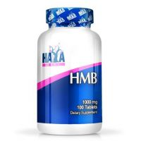 HMB 1000mg - 100 tabs- Buy Online at MOREmuscle
