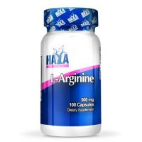 L-arginine 500mg - 100 caps- Buy Online at MOREmuscle