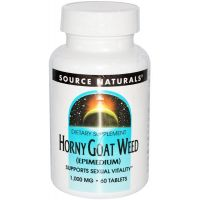Horny Goat Weed Extract 1000mg - 60 tabs
