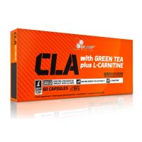 CLA Green Tea Carnitine - 60 cps - Olimp Sport