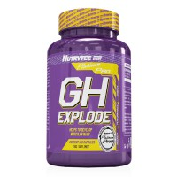 Gh explode - 100 caps - Kaufe Online bei MOREmuscle