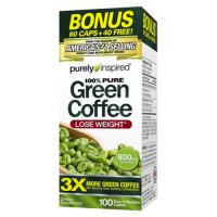 Green coffee - 100 tabs - Kaufe Online bei MOREmuscle