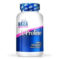 L-proline 1000mg - 100 caps- Buy Online at MOREmuscle