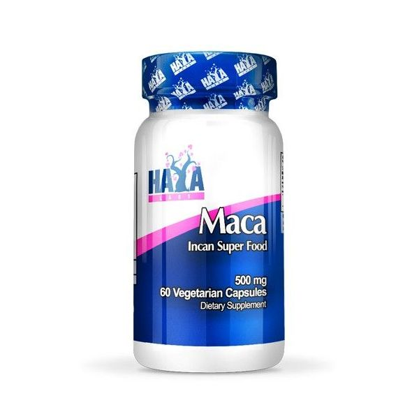 Maca 500mg - 60 vegetarian caps