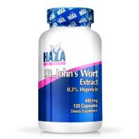 St. john's wort extract 450mg - 120 tabs- Buy Online at MOREmuscle