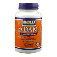 ADAM Superior Mens Vitamins 60 Tabs - Now Foods