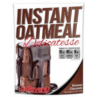 Instant oatmeal delicatesse - 1kg - Beverly Nutrition