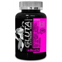 Gluta extreme tank - 100 caps - Beverly Nutrition