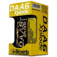 Daa6 xplode - 120 caps - Beverly Nutrition