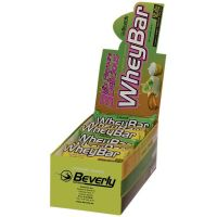 Box whey bar mix 3 flavours - 45g x 24 ud - Beverly Nutrition