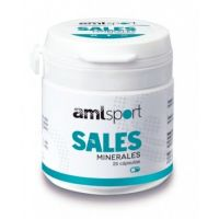 Mineral salt - 25 caps - AmlSport