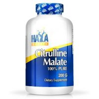 Citrulline malate 100% pure - 200g - Haya Labs