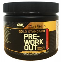 Gold standard pre-workout - 88g- Buy Online at MOREmuscle