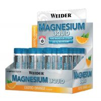 Magnesium liquid - 20 vials- Buy Online at MOREmuscle