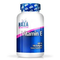 Vitamina E 400IU - 100 softgels [haya labs]