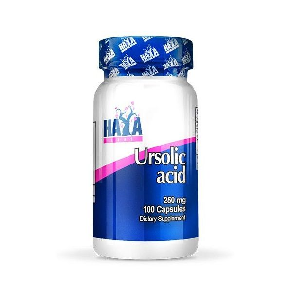 Ursolic acid 250mg - 100 capsules