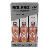 Box with 12 Bolero Drinks Stick  for 500ml - 3g Bolero - 4