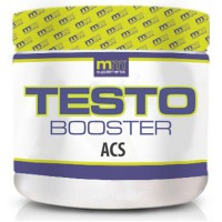 Testo Booster - 60 cápsulas - MM Supplements