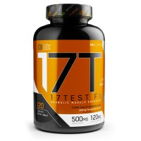 17test fx - 120 caps - Kaufe Online bei MOREmuscle