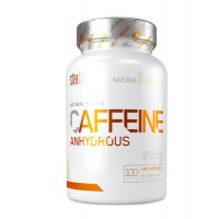 Caffeine 200mg - 100 caps- Buy Online at MOREmuscle