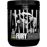 Animal Fury envase de 480g de la marca Animal (Pre-Entrenamiento)