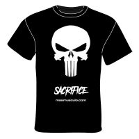 T-shirt sacrifice - Kaufe Online bei MOREmuscle