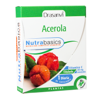 Acerole - 30 vcaps - Kaufe Online bei MOREmuscle