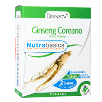 Panax ginseng - 60 vcaps