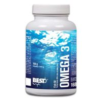 Omega 3 1400mg - 120 softgels - Best Protein
