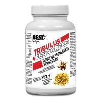 Tribulus + Fenogreco 1600mg - 120 tabletas [best protein]