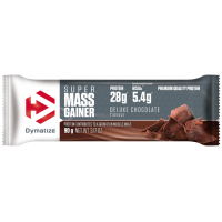 Super mass gainer bar - 90g - Dymatize
