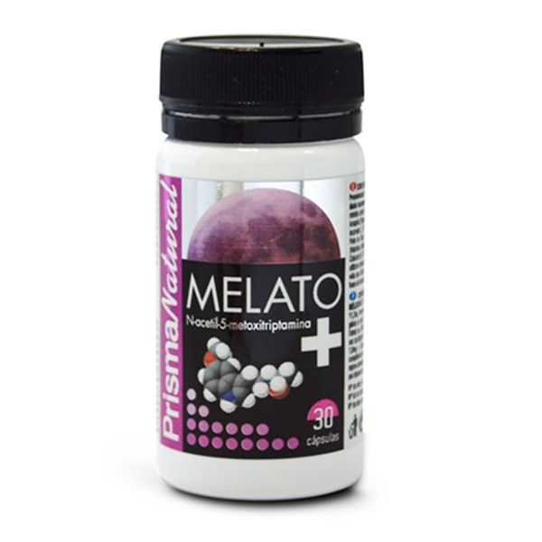 Melato plus - 30 caps