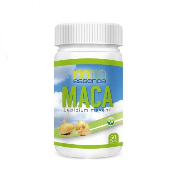 Maca 500mg - 50 caps