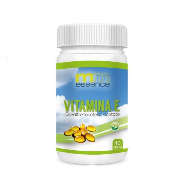 E vitamin 400mg - 40 softgels