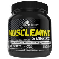 Musclemino stage 2 - 300 tablets - Compre online em MASmusculo