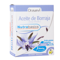 Borage oil 200mg - 60 softgels - Kaufe Online bei MOREmuscle