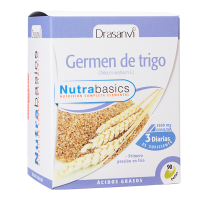 Germen de Trigo 1500mg - 90 softgels [Drasanvi]