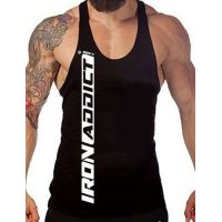 T- shirt tank addict- Buy Online at MOREmuscle