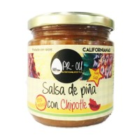Pineapple sauce with chipotle - 347ml - Acquista online su MASmusculo