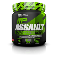 Assault Energia + Fuerza - 333g [Musclepharm]