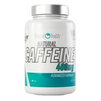 Natural caffeine 400mg - 90 caps - Natural Health