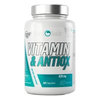 Vitamin & antiox 820mg - 60 caps - Natural Health