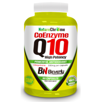 Coenzyme q10 100mg - 60 caps - Beverly Nutrition