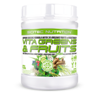 Vita greens & fruits - 360g - Acquista online su MASmusculo