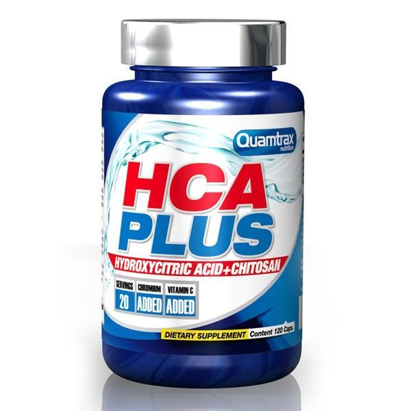 HCA Fat Blockers - 120 capsule