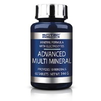 Advanced multi mineral - 60 caps