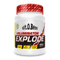Voluminator explode - 600g- Buy Online at MOREmuscle