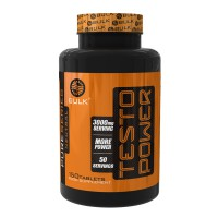 Testo Power - 150 tabletas [Bulk Nutrition]