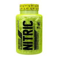 Pure Nitric - 100 caps- Buy Online at MOREmuscle
