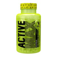 Active Max - 100 capsules- Buy Online at MOREmuscle